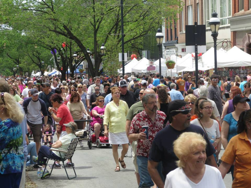 Olde York Street Fair