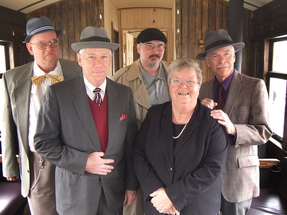 Murder Mystery on the Hanover Junction