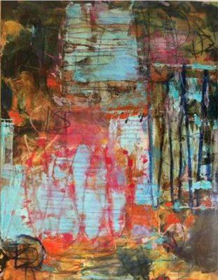 Linda Sommer Art Show