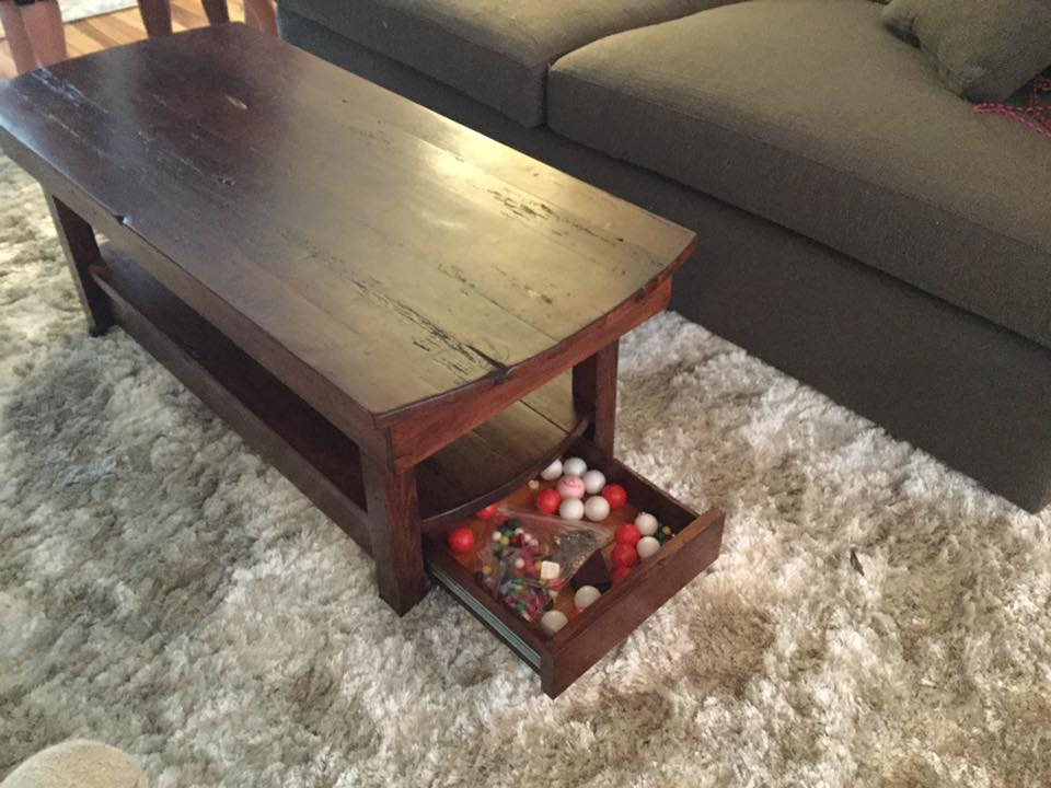 Heart Pine Coffee Table This Coffee Table Was Constructed From Reclaimed  Heard Pine Boards Reclaimed From