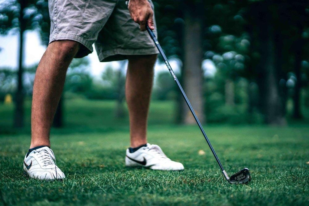 golf ar christian burne