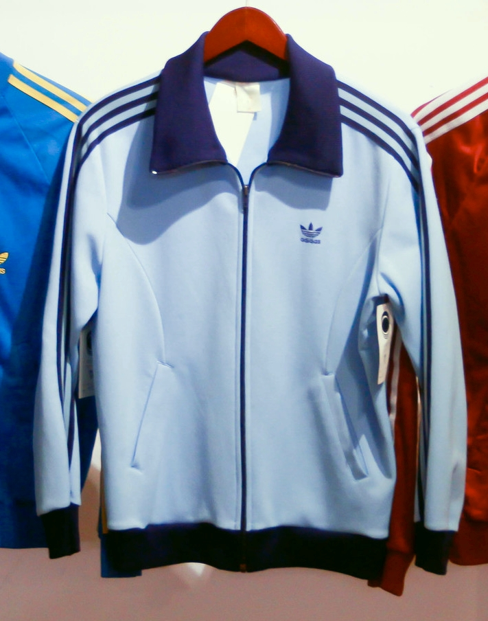 Vintage Adidas Track Jacket Cowl Neck Space 137