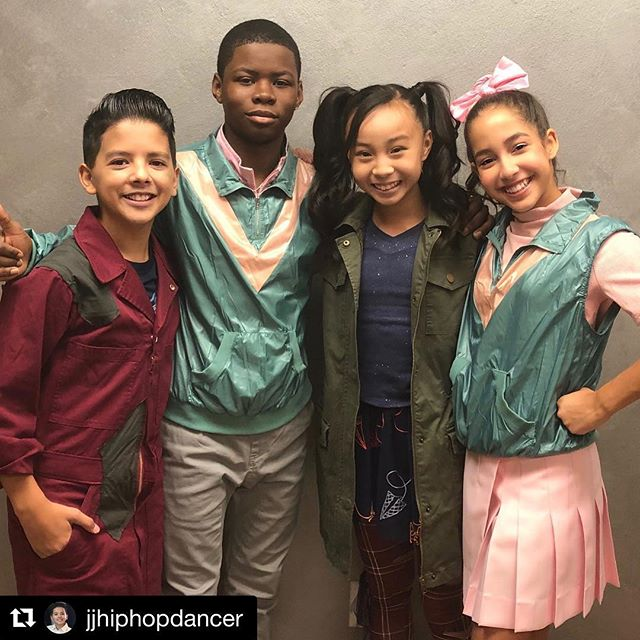 Tune in  tonight and catch @jjhiphopdancer & one of newest family members @fcs_tyji  #immabeastdancers  Congratulations  #Repost @jjhiphopdancer with @get_repost ・・・ Look 👀 for us TONIGHT on the Zombies Halloween Cast Party on Disney Channel! Lots of fun, DANCING & surprise guests.  Take a pic when you're watching & tag me for a shout out on my story! 📸 🧟‍♂️🙏🏽