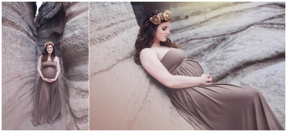Fine Art Maternity | Studio Amy Luna | www.studioamyluna.com