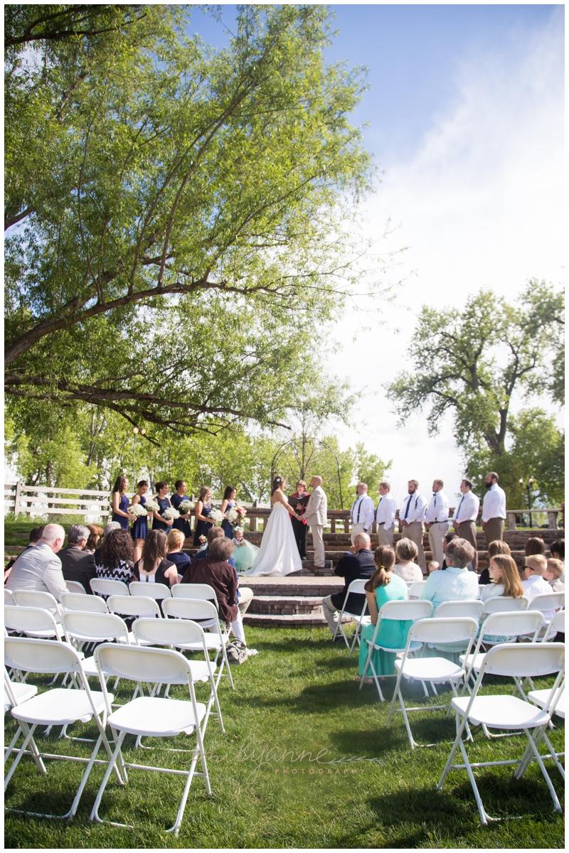 Ralston's Crossing Wedding || www.emilyanne-photography.com