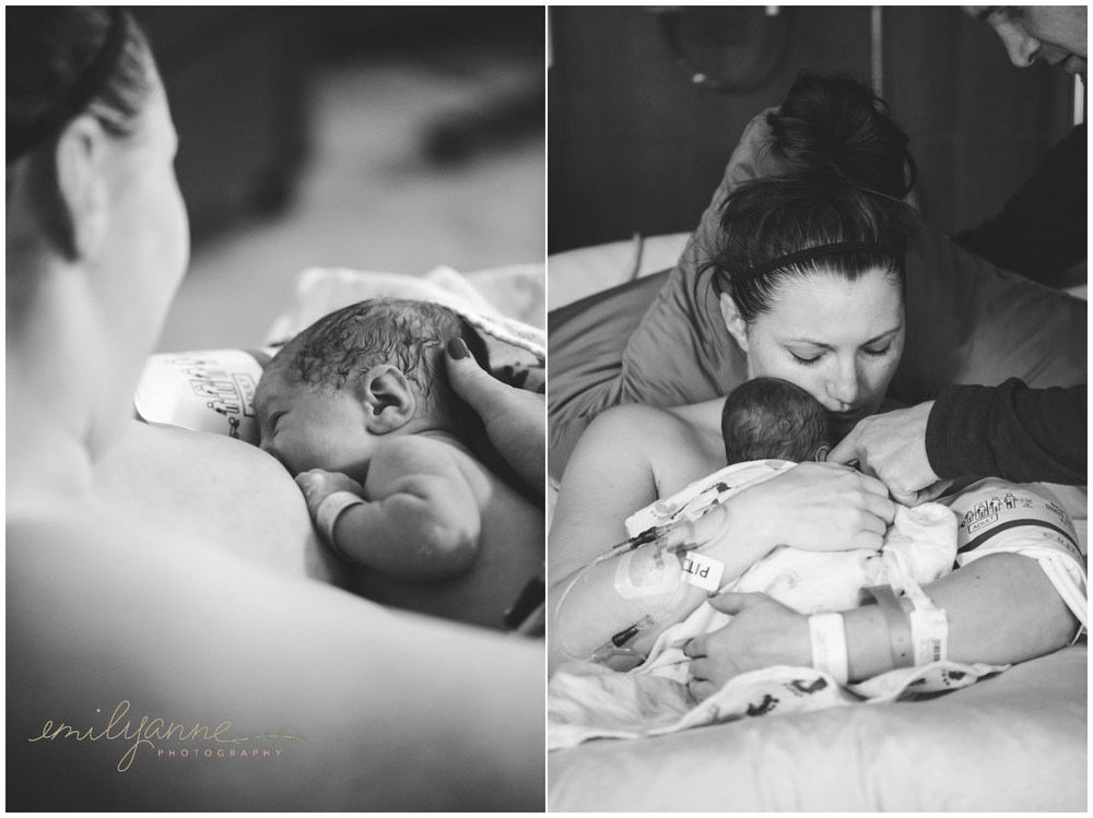 Denver Birth Photography | www.emilyanne-photography.com