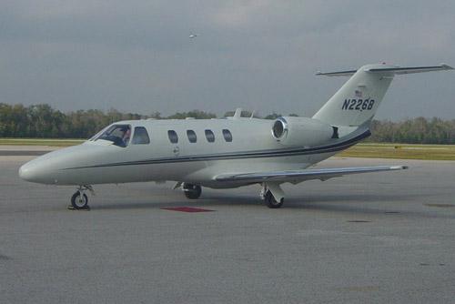 1997 Cessna Citation.jpg