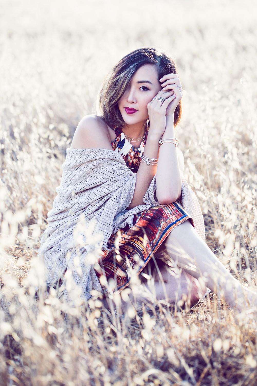 Chriselle Lim - Fashion Blogger