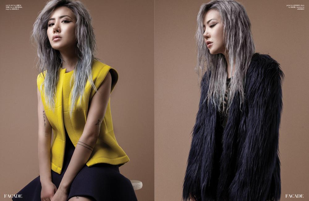 Feral Creature - Fashion Blogger