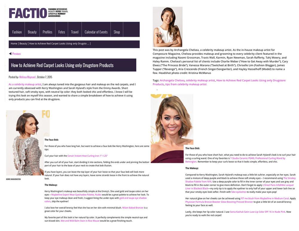 Factio Magazine