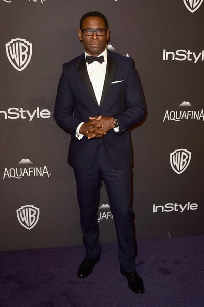 David Harewood InStyle Golden Globes