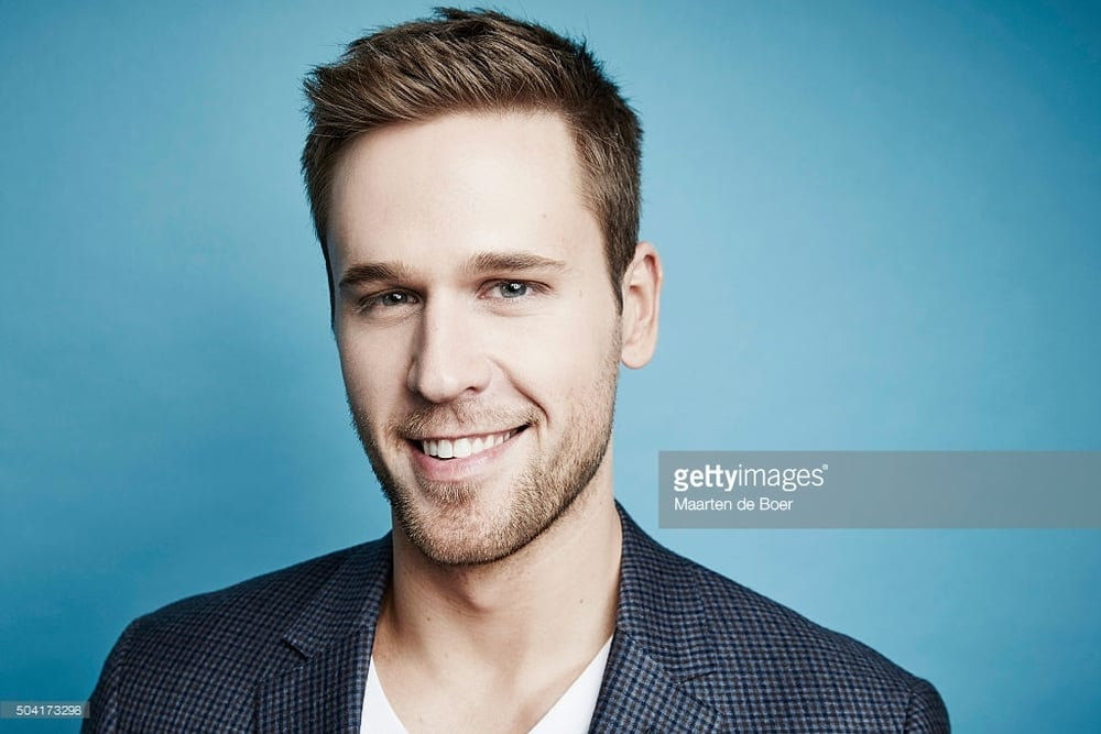 Dan Amboyer TCA People Magazine