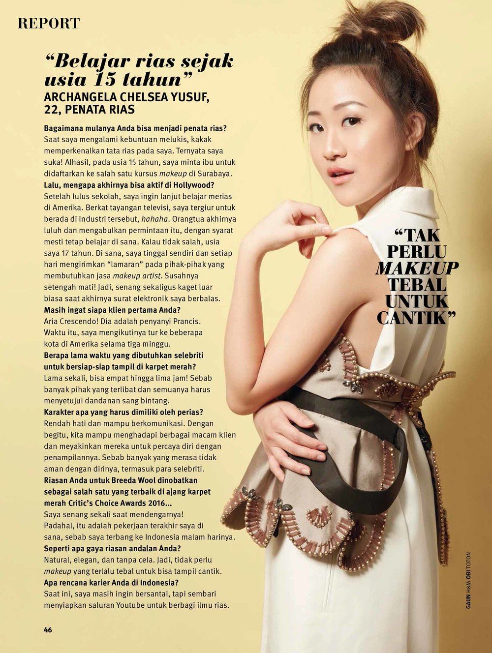 Joy Magazine Indonesia 2016