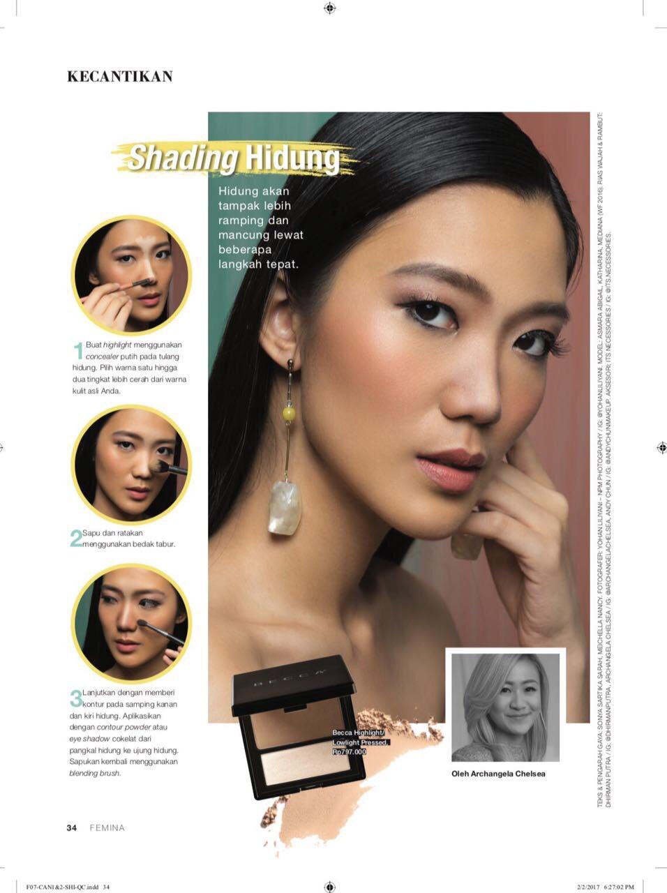 Femina Magazine February 2017