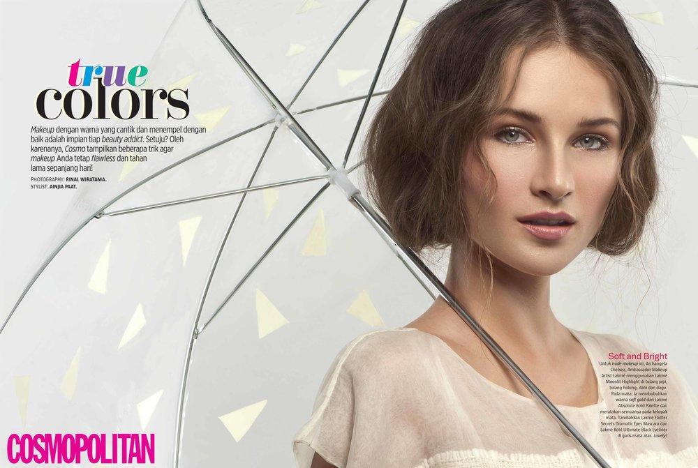 Cosmopolitan Beauty 2017