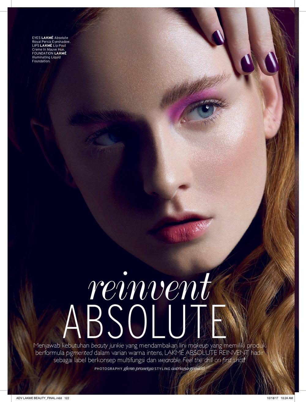 Elle Beauty 2017