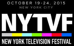 Monica will be playing as part of the 2015 NYTV festival. Yay!