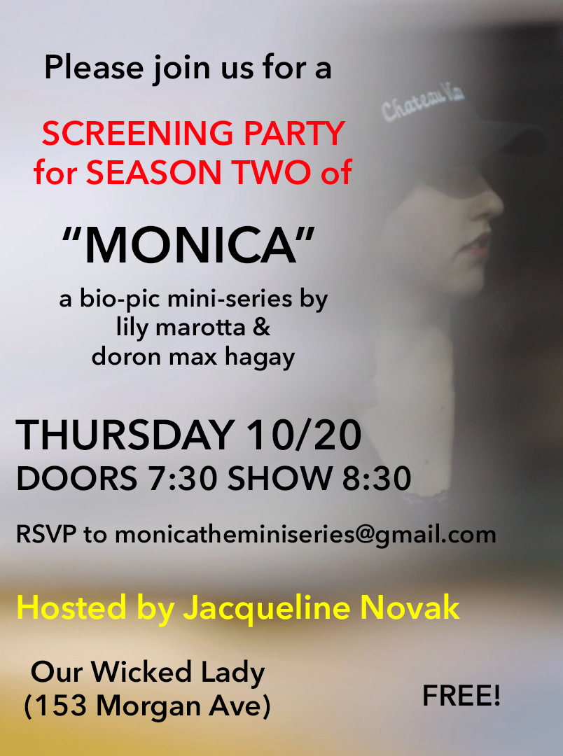 NYC, join us for a screening of new episodes on 10/20!
