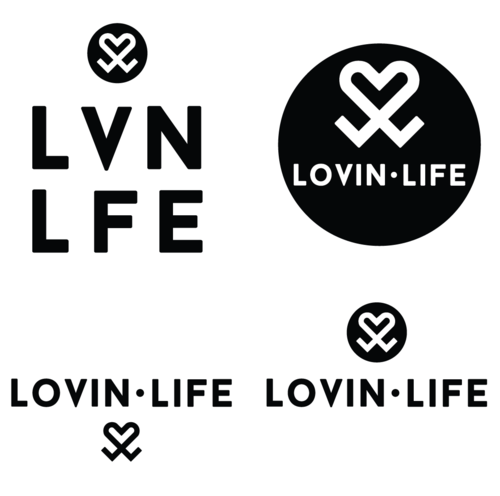 LOVIN LIFE — HIFIVE STICKERS &...