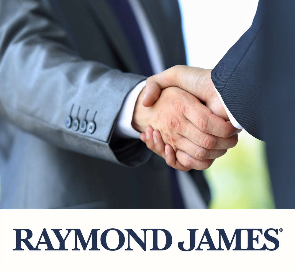 Read more about our partnership with Raymond James  here.