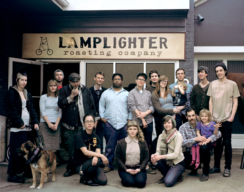 Group 006  Lamplighter Roasting Company  (Ross to Zach)