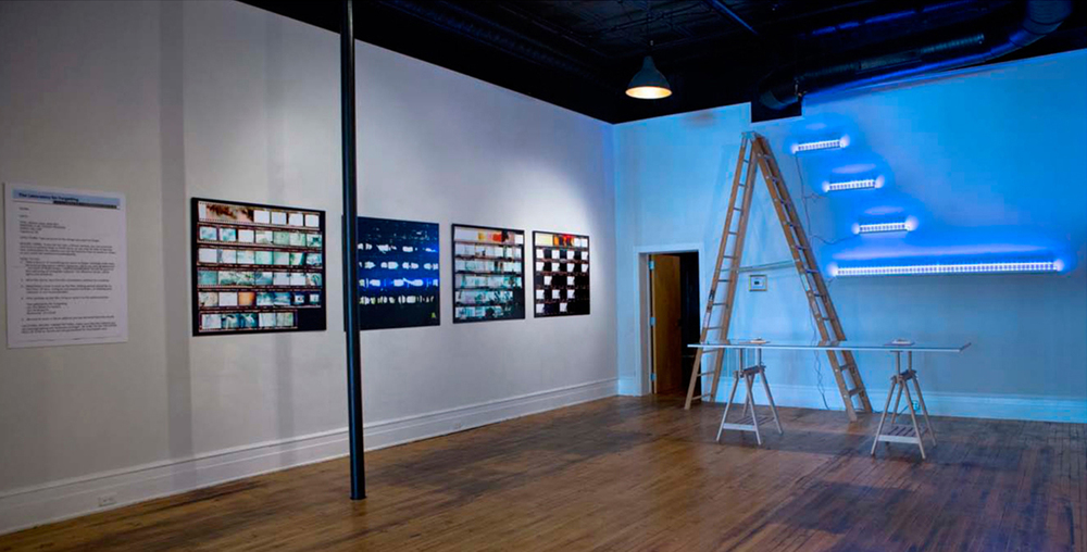 The Laboratory for Forgetting (installation view)