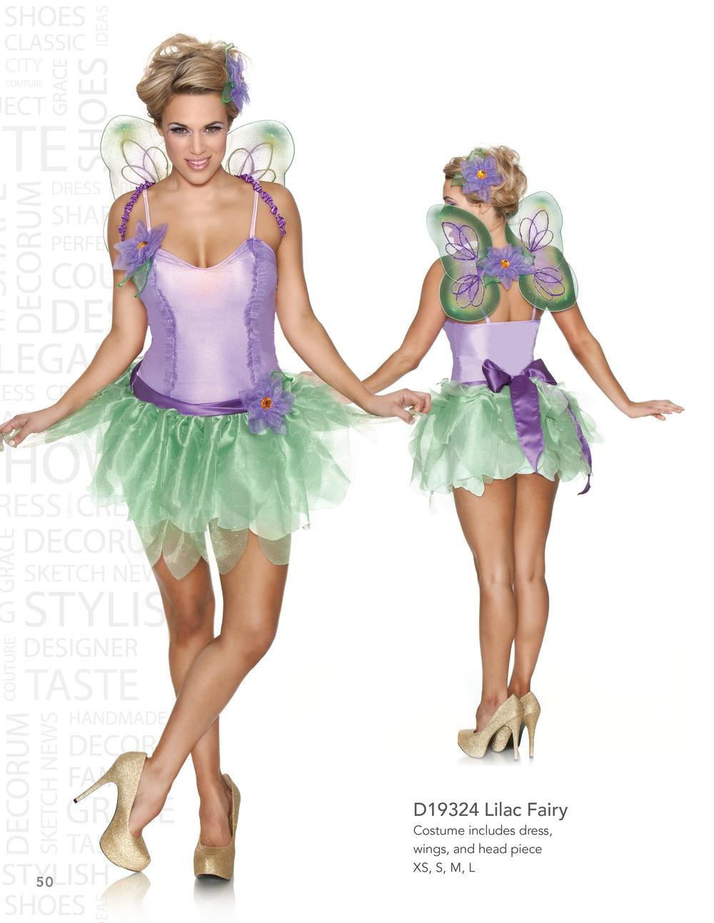 D19324 Lilac Fairy