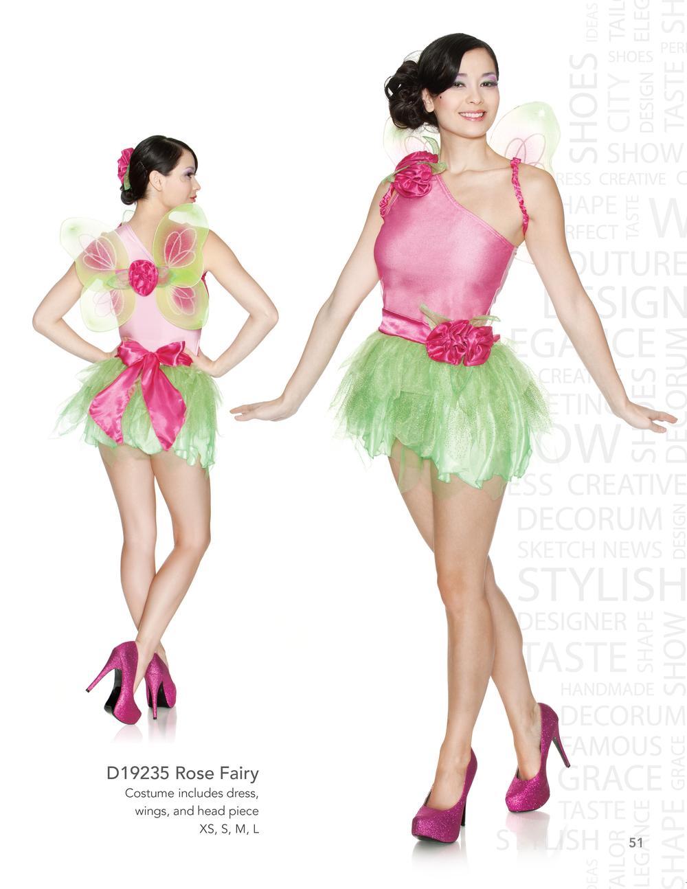 D19235 Rose Fairy