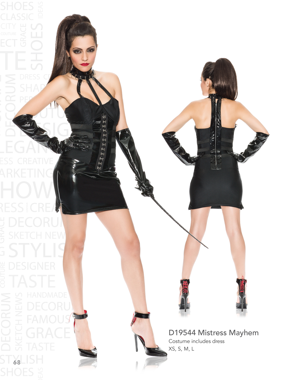 D19544 Mistress Mayhem