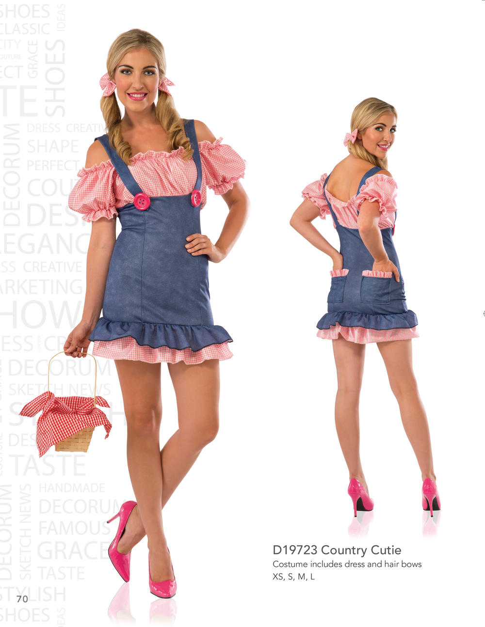 D19723 Country Cutie