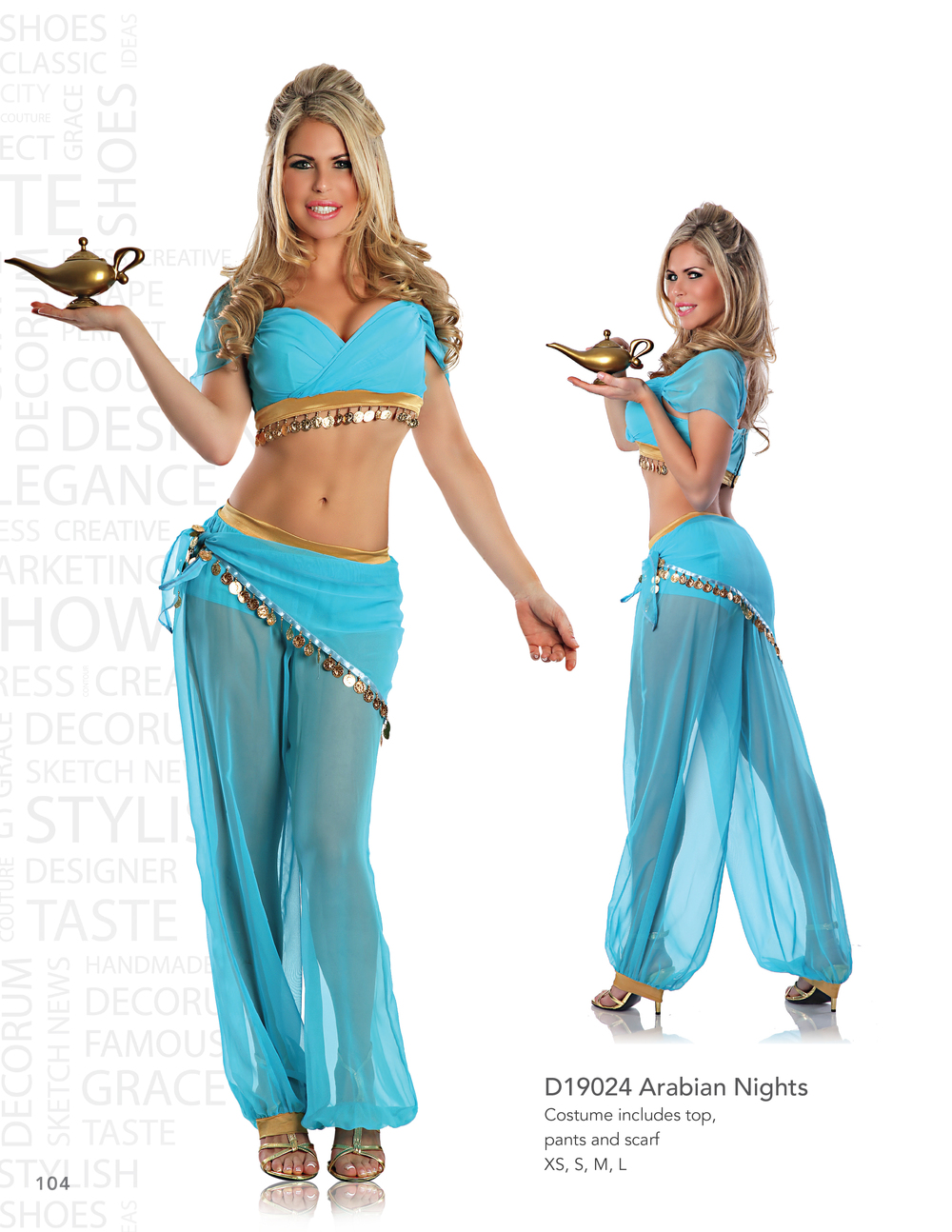 D19024 Arabian Nights