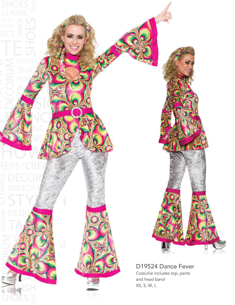 D19524 Dance Fever