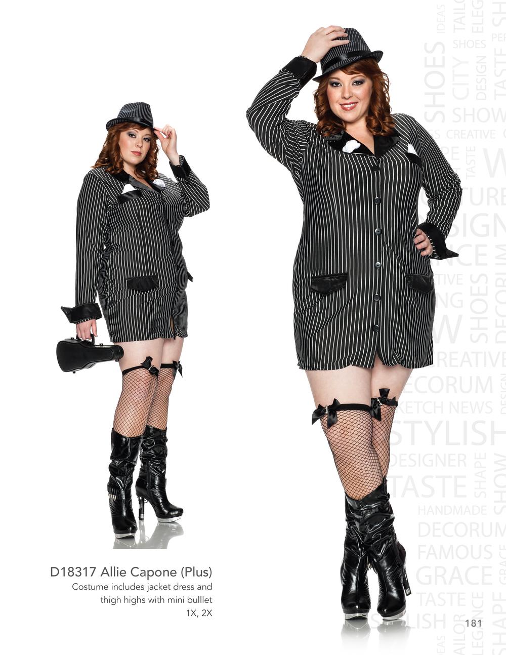 D18317 Allie Capone