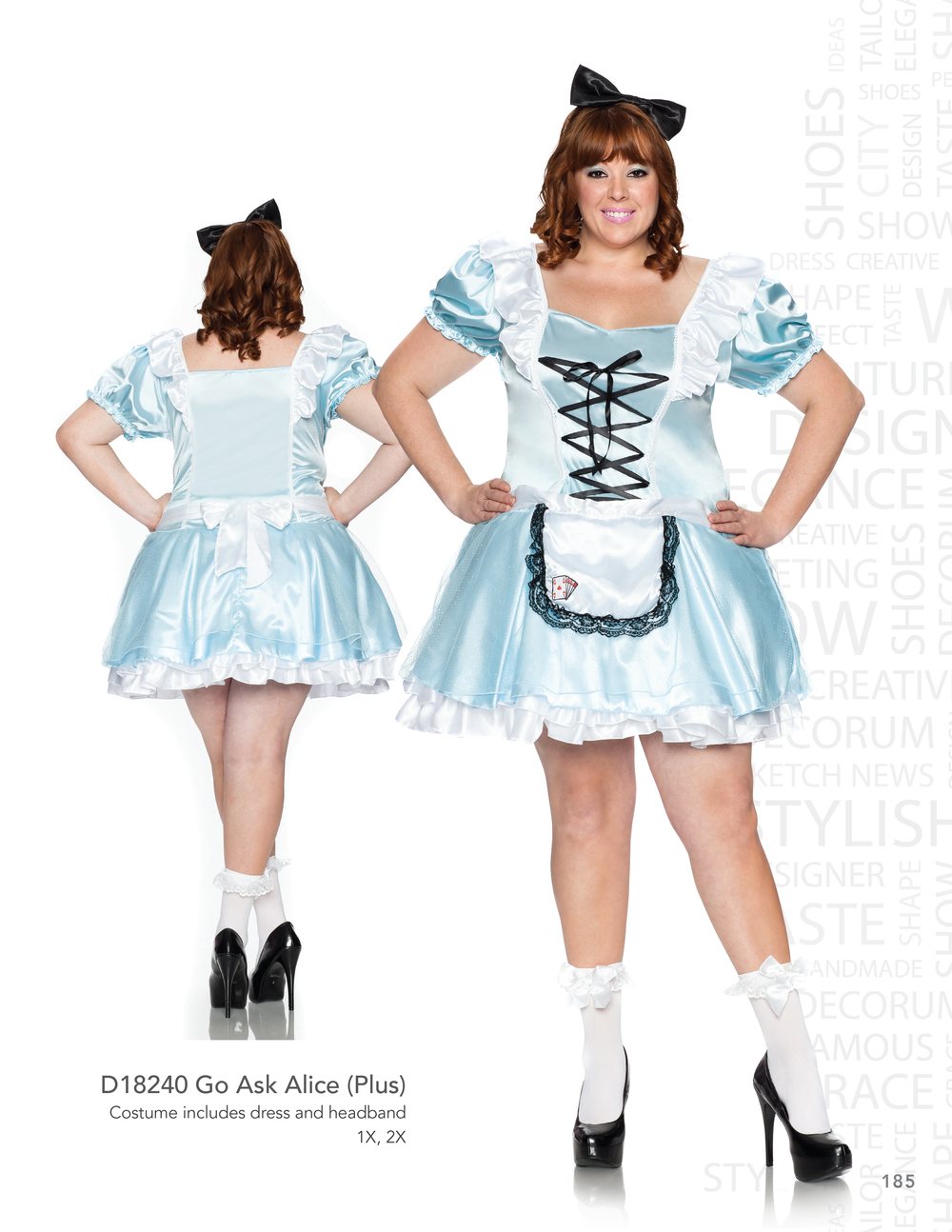 D18240 Go Ask Alice