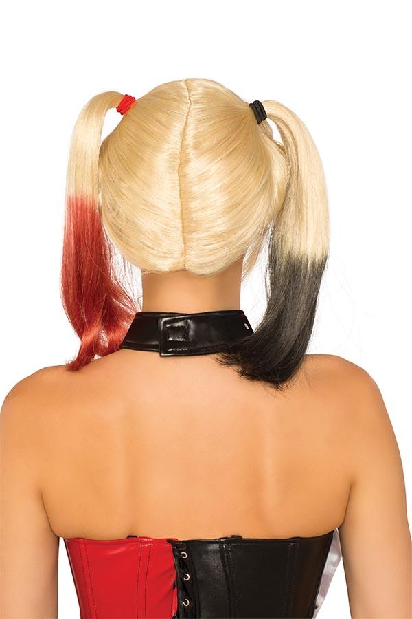 32487 Harley Quinn™ Arkham™ (wig)
