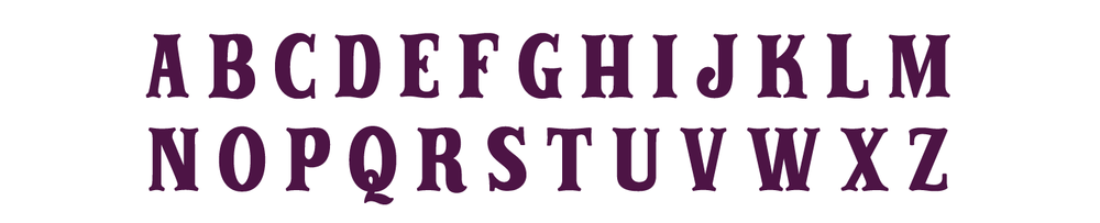 Standard Alphabet
