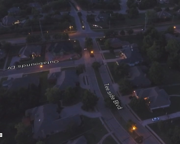 Street names are shown in the correct location day or night with SmartCam3D View.