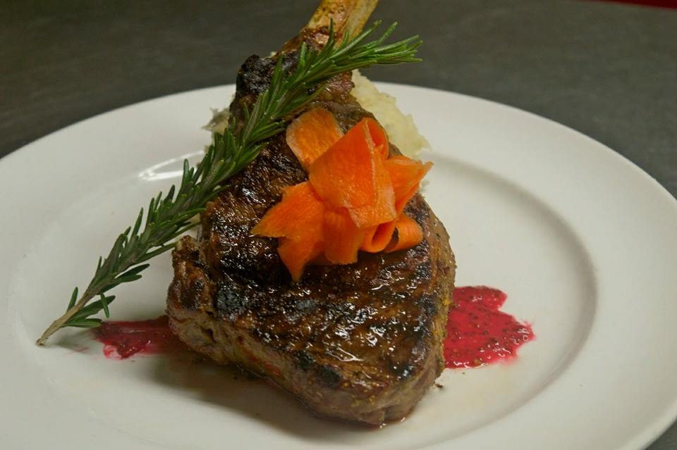 Gourmet Veal Chop