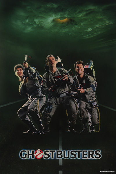 The original Ghostbusters movie will be shown in Dr. AJ Chandler Park (west) this Friday in Downtown Chandler.