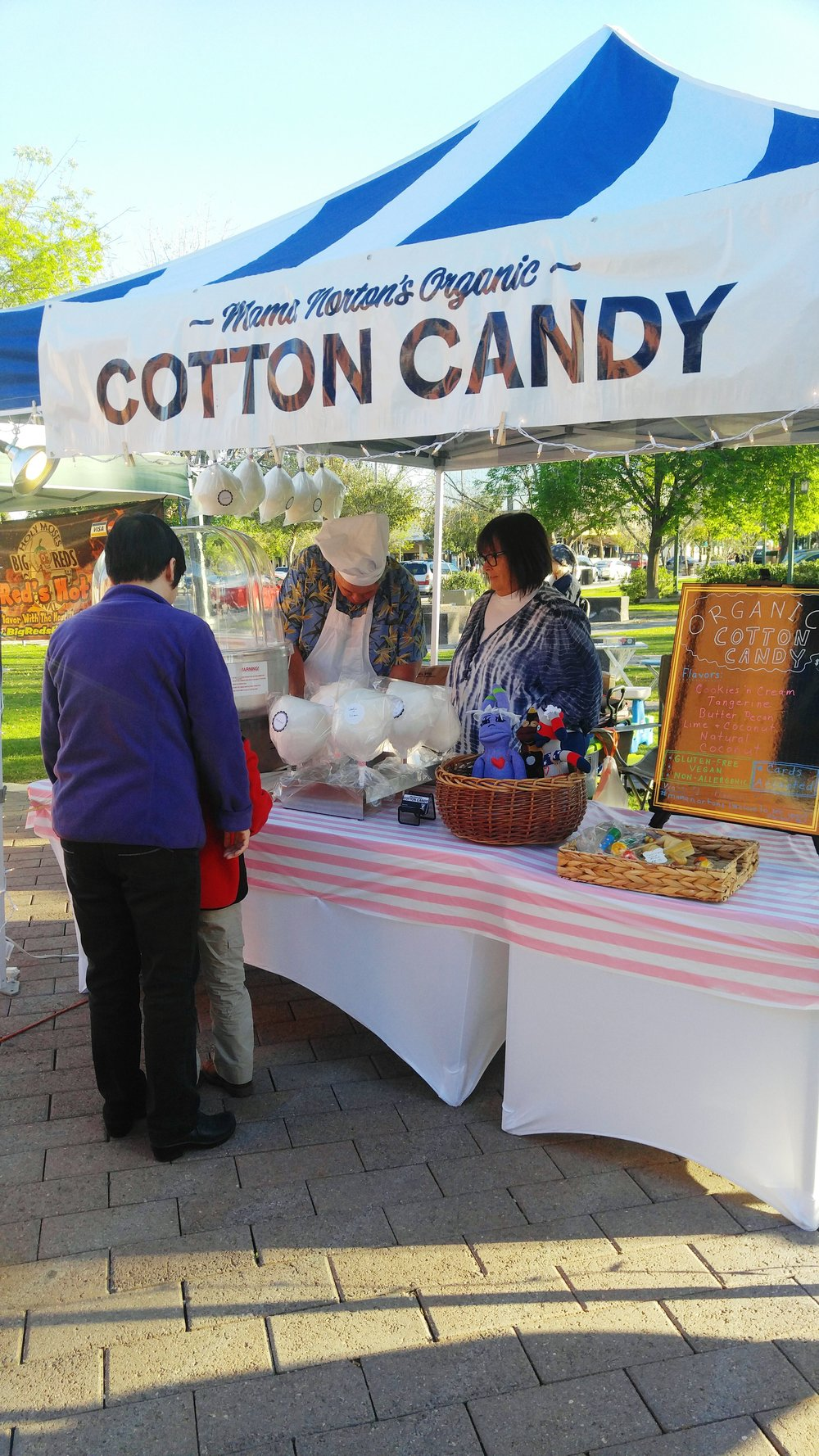 The Chandler Farmers Market runs Thursdays in downtown Chandler.