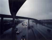 The Los Angeles River from the I-105, North Long Beach, John Humble, 1998