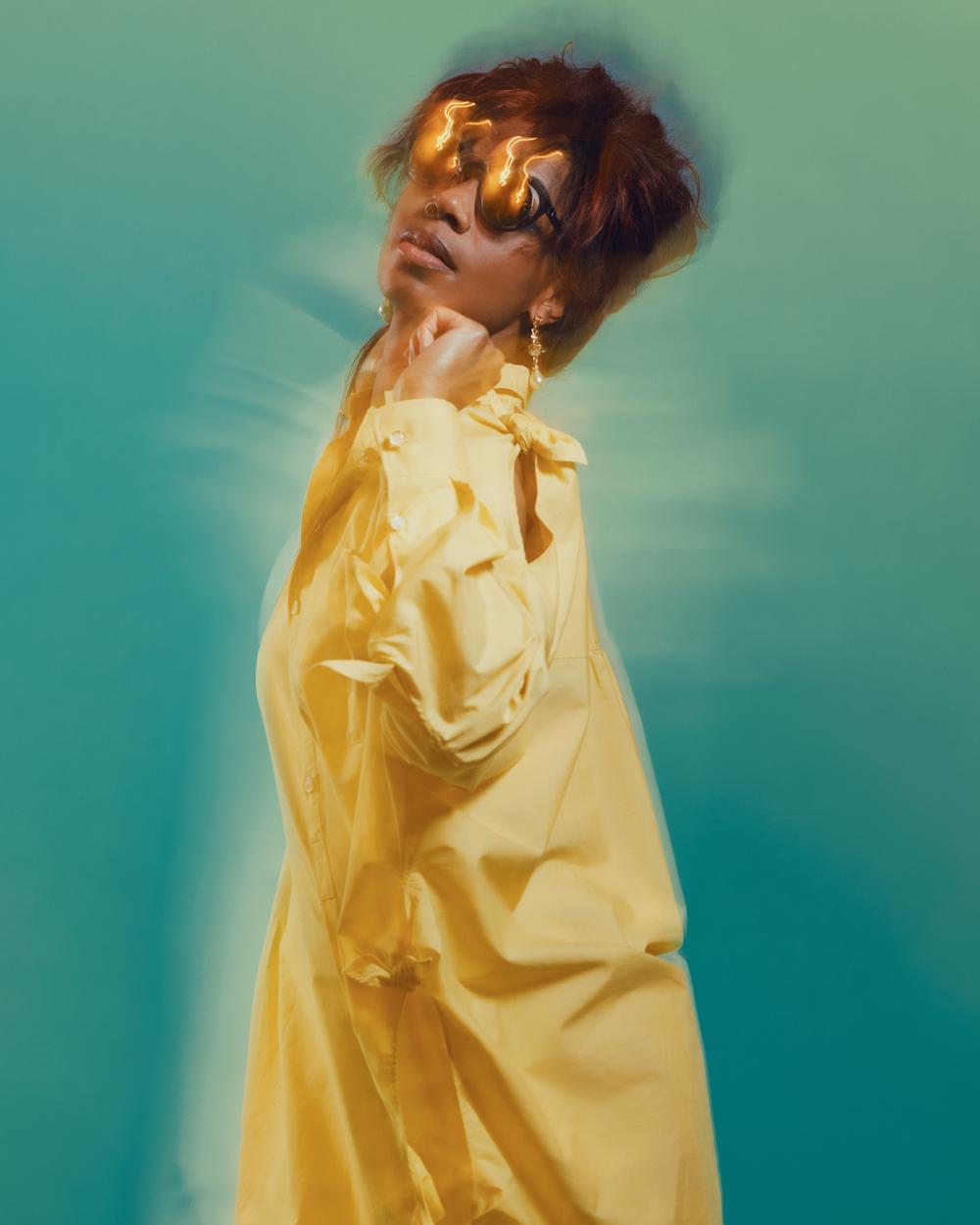 Santigold © Ryan Pfluger