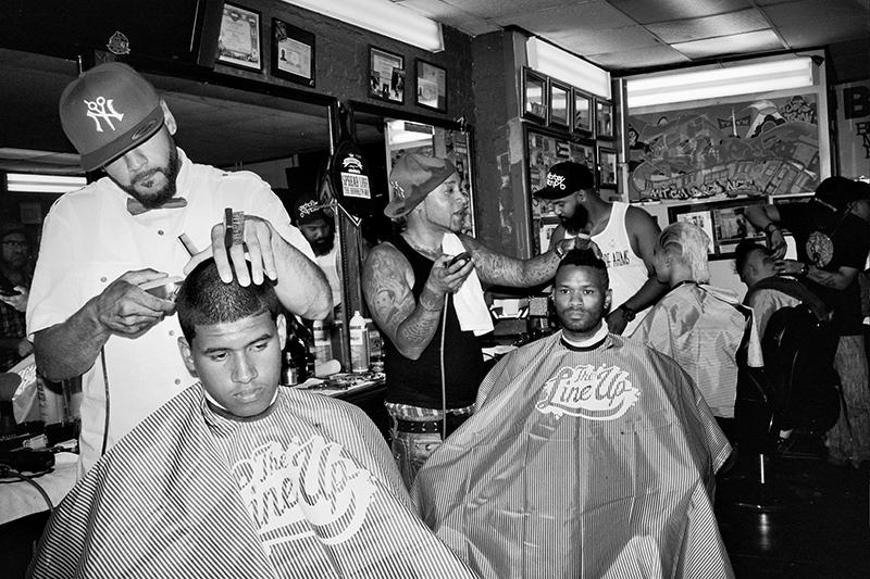 Marc Lemoine   Barbershop, Parkslope
