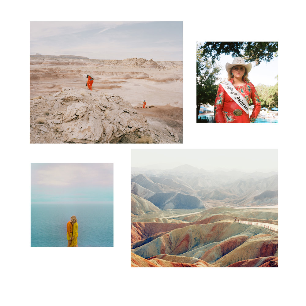 Images from Left to Right: Benjamin Rasmussen, Beth Garrabrant, Jimmy Marble, Catherine Hyland