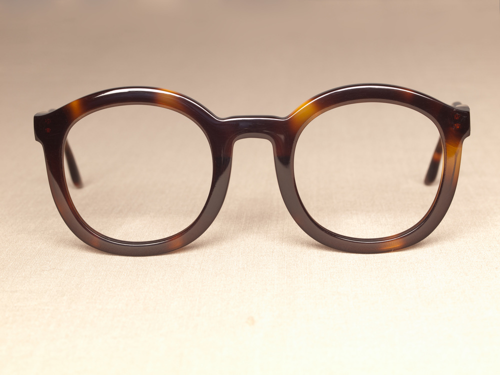 IndivijualCustomGlassesBrown