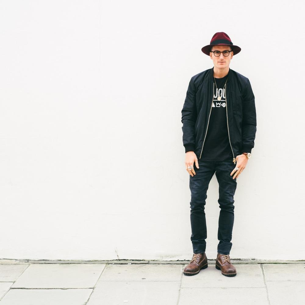 Oliver Proudlock Style - 7 November 2014
