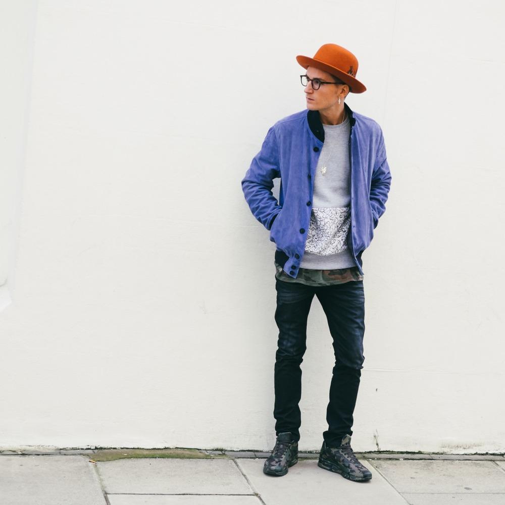 Oliver Proudlock Style - 28 November 2014