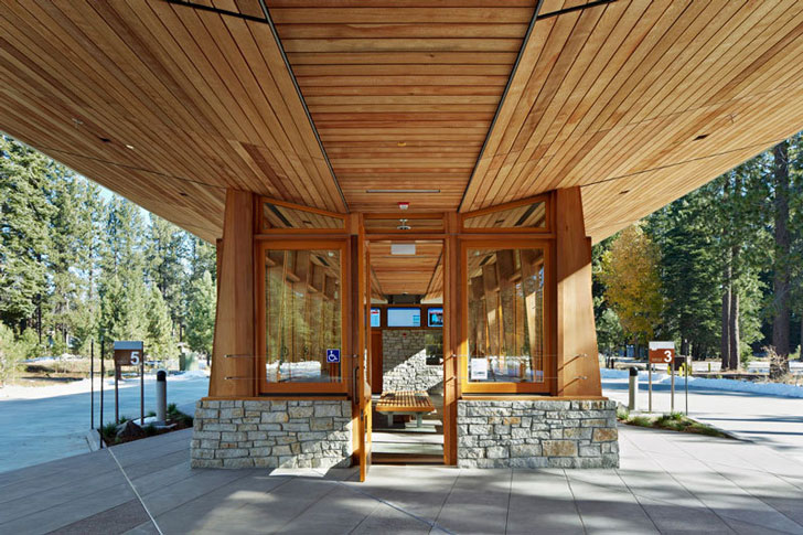 Tahoe City TRANSIT CENTER