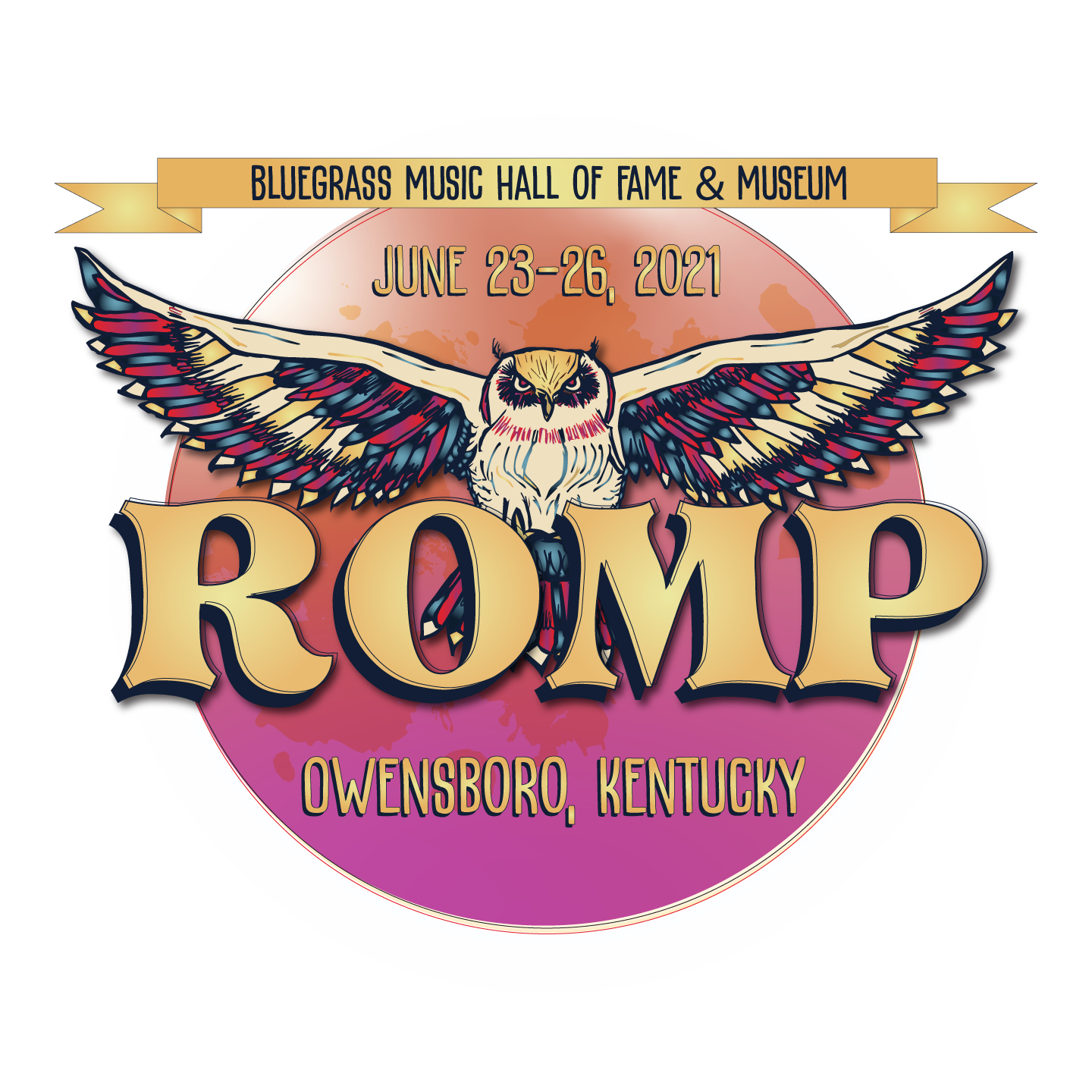 2021 ROMP - Bluegrass Roots and Branches Festival