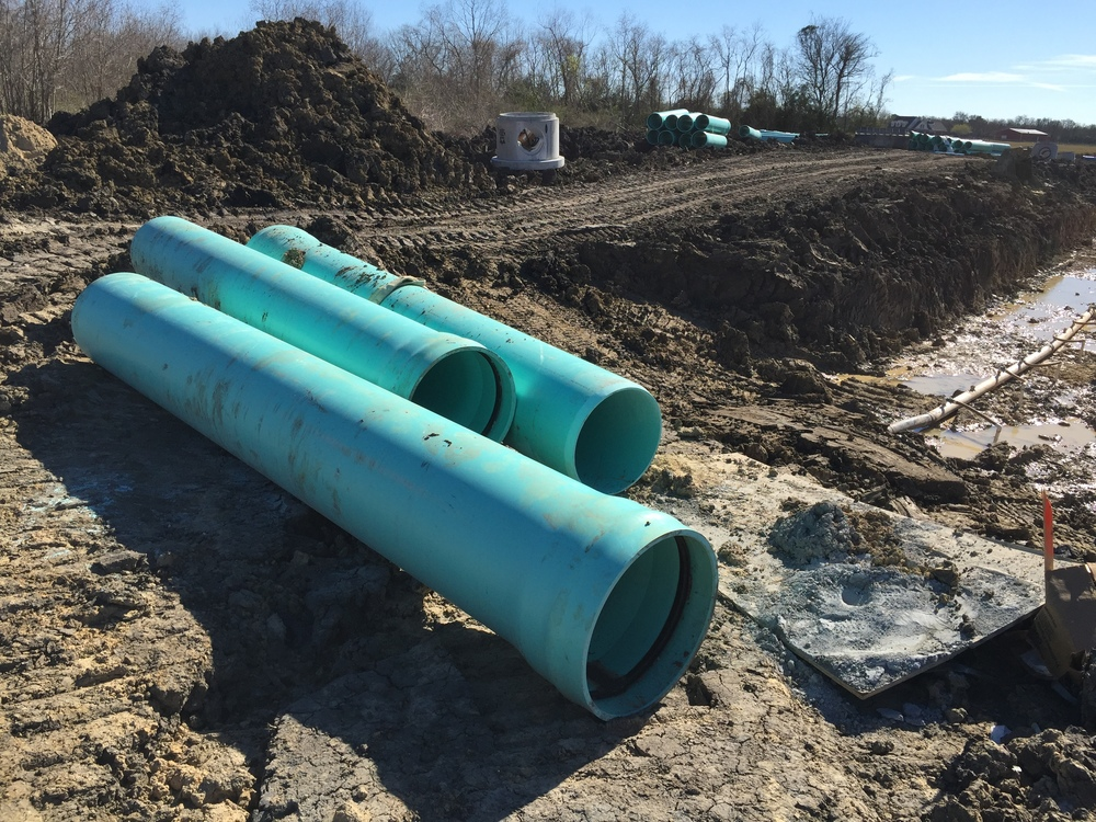 Mont belvieu sanitary sewer and waterline improvements binkley bbi was contracted to complete the preliminary engineering design bidding and construction administration phases for sanitary sewer and water line sciox Gallery